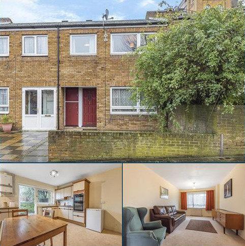 3 bedroom terraced house for sale - Garrick Close, Putney