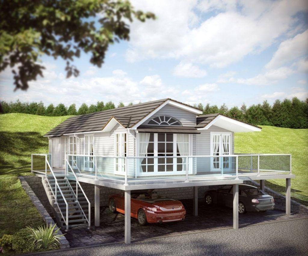 2 Bedrooms Chalet House for sale in Devon Lakes, Holsworthy, EX22 6JW