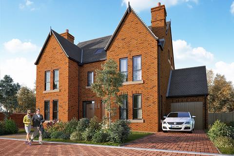 4 bedroom semi-detached house for sale - Plot 29, The Sandringham at Earlsbrook, Mara Drive, Delamere CW8