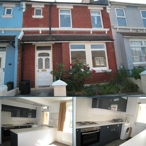 4 bedroom terraced house to rent - Redvers Road, Brighton BN2