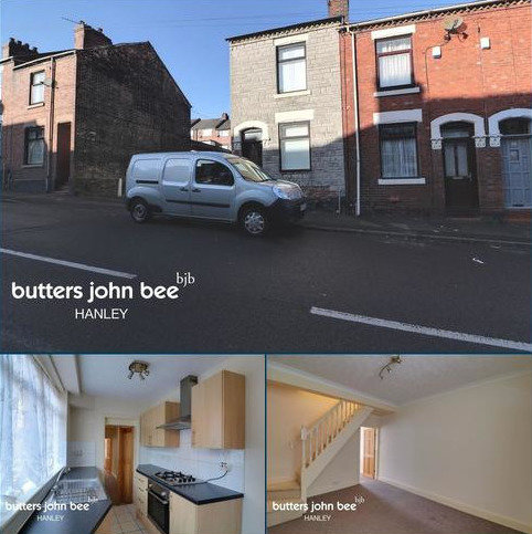 2 bedroom end of terrace house for sale - Turner Street, Birches Head, ST1 2ND