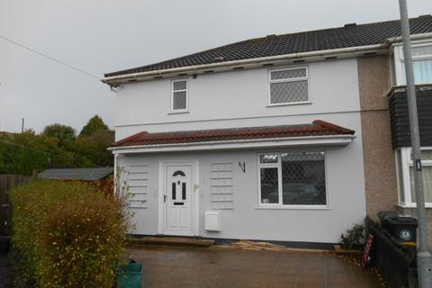 4 bedroom semi-detached house to rent - St Martins Walk, Knowle Park, Bristol BS4