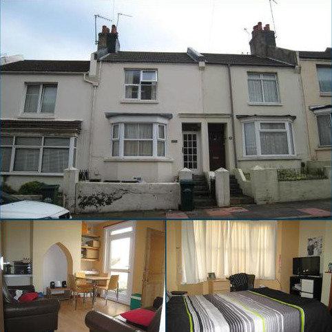 3 bedroom terraced house to rent - Dewe Road, Brighton BN2