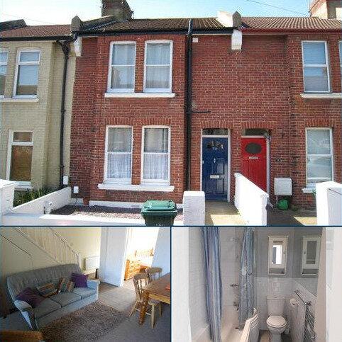 4 bedroom terraced house to rent - Buller Road, Brighton BN2