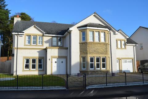 5 bedroom detached house for sale - Helenslee Road, Dumbarton, West Dunbartonshire, G82 4BS