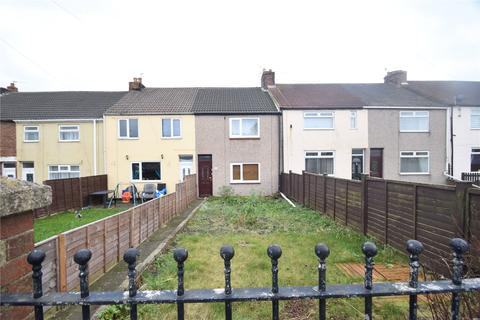 2 bedroom terraced house for sale - Milbank Terrace, Station Town, Wingate, Durham, TS28
