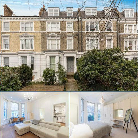 2 bedroom flat for sale - Elsham Road, Holland Park