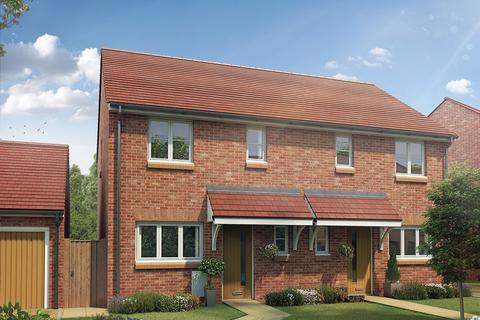 3 bedroom terraced house for sale - Plot 4, The Boxley  at Parklands, Maidstone Studios, New Cut Road ME14