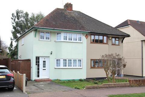 3 bedroom semi-detached house for sale - Moran Avenue, Chelmsford, Essex, CM1