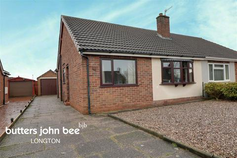 2 bedroom bungalow for sale - Ansmede Grove, Blurton, Stoke-on-trent