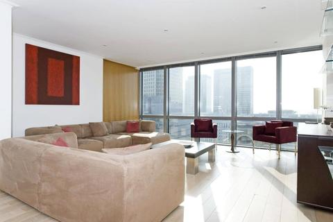 2 bedroom apartment to rent - One West India Quay, Hertemere Road, Canary Wharf, London, E14