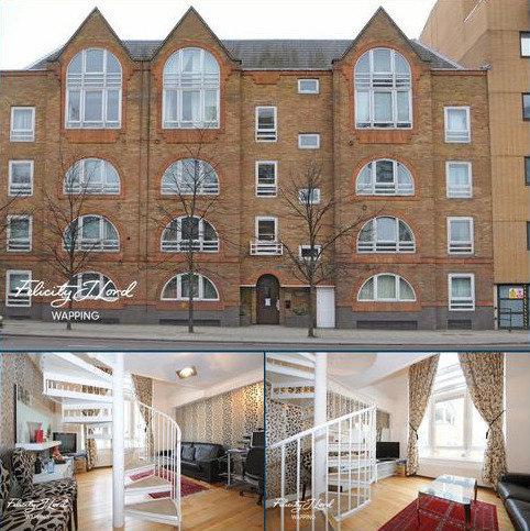 1 bedroom apartment for sale - Pennington Court, E1W