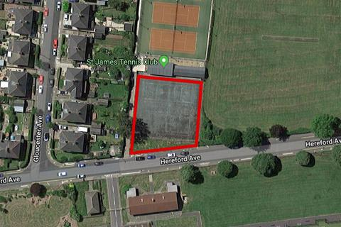 Plot for sale - Hereford Avenue, St. James Tennis Court, Grimsby, DN34