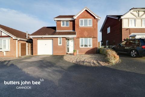 3 bedroom detached house for sale - Redwing Drive, Cannock