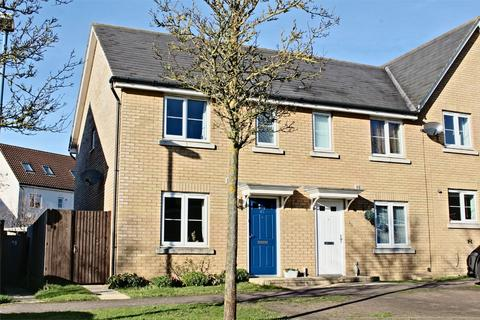 3 bedroom end of terrace house for sale - Great Cambourne, Cambridge
