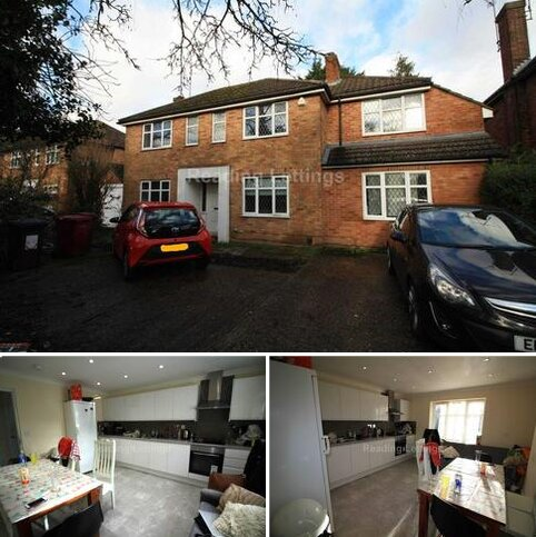 7 bedroom detached house to rent - Christchurch Road, Reading