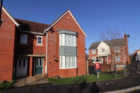 3 bedroom semi-detached house for sale - Manning Road, Cotford St Luke