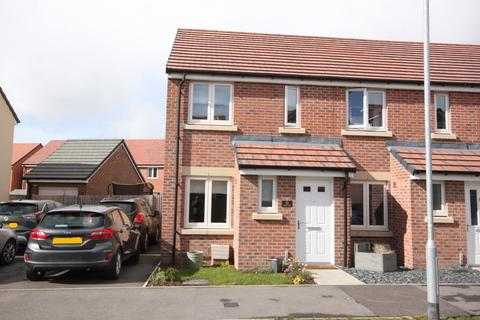 2 bedroom end of terrace house for sale - ALFORD RISE, ST PETERS PLACE, SALISBURY, WILTSHIRE SP2 9FH