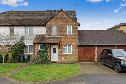 2 bedroom end of terrace house for sale - Grey Willow Gardens, Singleton, Ashford