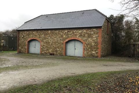 Barn to rent - Barn At Dipples Farm, Camrose. SA62 6HN