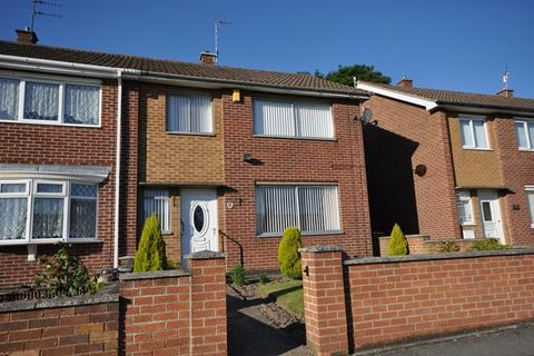 3 bedroom semi-detached house to rent - Danes Close, Arnold