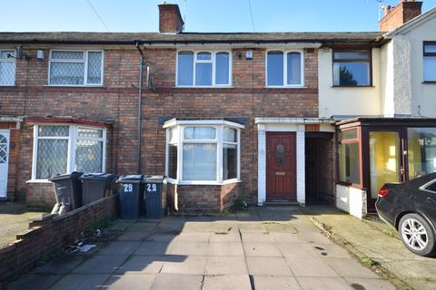 3 bedroom terraced house for sale - Fox Hollies Road, Acocks Green