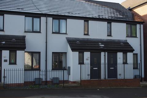 2 bedroom terraced house for sale - Ffordd Y Milenwm, Barry, Vale of Glamorgan. CF62 5BD
