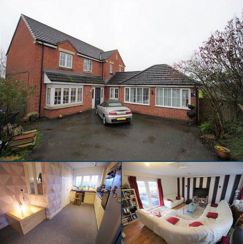4 bedroom detached house for sale - Woodland Road, Rocester