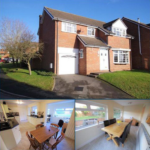 4 bedroom detached house for sale - Paget Rise, Abbots Bromley