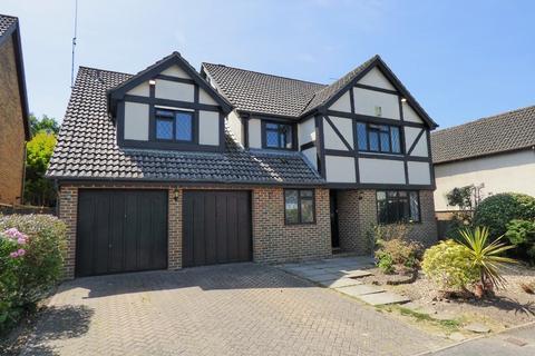 5 bedroom detached house for sale - Cogdean Way, Corfe Mullen