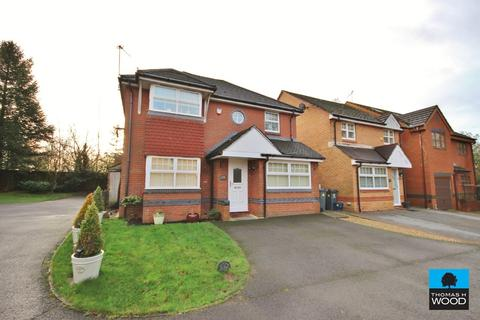 4 bedroom detached house for sale - Maes Y Crofft, Morganstown, Cardiff
