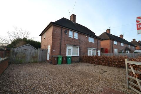 3 bedroom semi-detached house to rent - Gainsford Crescent, Nottingham