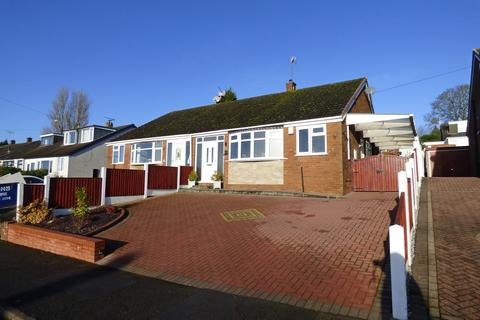2 bedroom semi-detached bungalow for sale - Priory Road, Hednesford