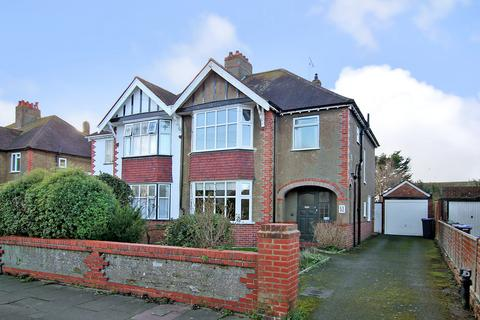 3 bedroom semi-detached house for sale - Loxwood Avenue, Worthing BN14 7RF