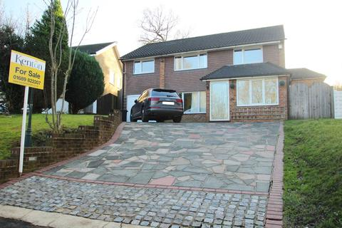 4 bedroom detached house for sale - Warren Road, Chelsfield, BR6