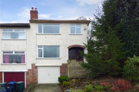 3 bedroom semi-detached house for sale - Nab Wood Drive, Shipley, West Yorkshire