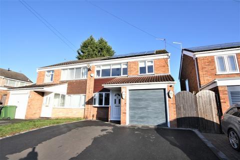 3 bedroom semi-detached house for sale - Beverley Avenue, Stockingford, Nuneaton