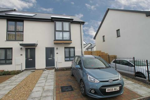 2 bedroom end of terrace house for sale - Albacore Drive, Derriford, Plymouth, PL6 8DX