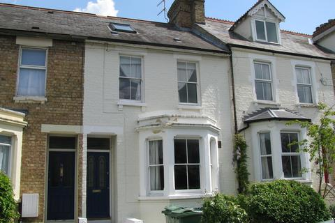 5 bedroom terraced house to rent - Hurst Street, Oxford, OX4 1HA