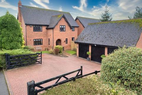4 bedroom detached house for sale - Rectory Drive, Weston-Under-Lizard, Shifnal