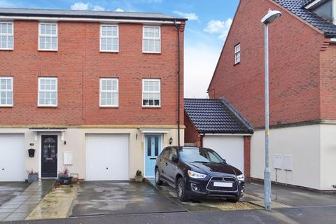 3 bedroom terraced house for sale - Kittyhawk Close, Melksham