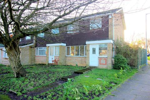 3 bedroom end of terrace house for sale - Verulam Gardens, Luton, Bedfordshire, LU3 3SE