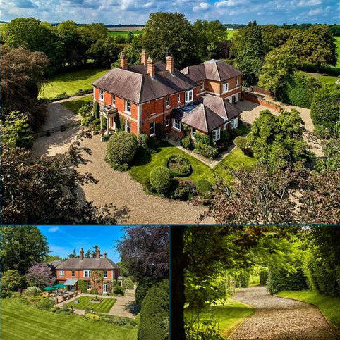 6 bedroom character property for sale - Itchel Lane, Crondall, Hampshire, GU10