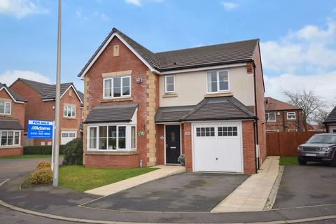 4 bedroom detached house for sale - Hanging Birches, Farnworth
