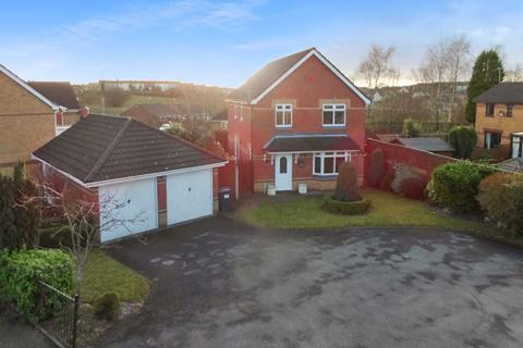 4 bedroom detached house for sale - Birkdale Drive, Kidsgrove, Stoke-on-Trent
