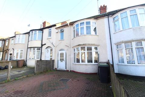 3 bedroom terraced house for sale - Traditional Family Home on Woodland Avenue, Luton