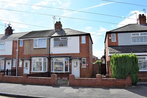 2 bedroom end of terrace house for sale - Louis Drive, Hull