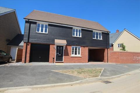2 bedroom coach house to rent - Parry Rise, Biggleswade, SG18