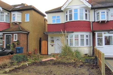 3 bedroom end of terrace house to rent - Yeading Avenue, Harrow, HA2