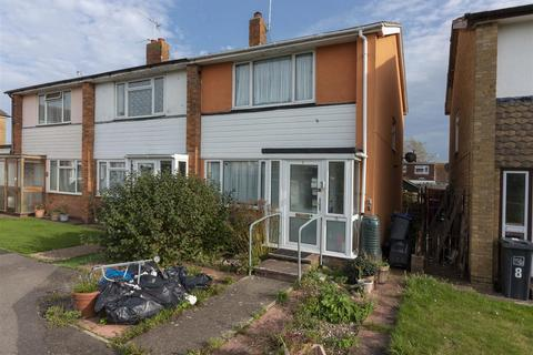 2 bedroom end of terrace house for sale - Elmstone Close, Lancing